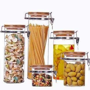 高硼硅玻璃储物罐