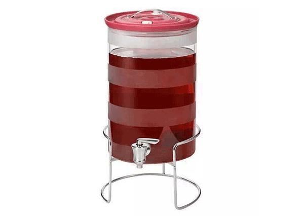 高硼硅玻璃泡酒罐