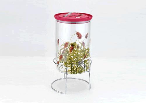 玻璃泡酒罐